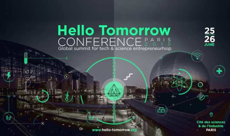 Hello Tomorrow : la conférence sur le futur [anticipations]