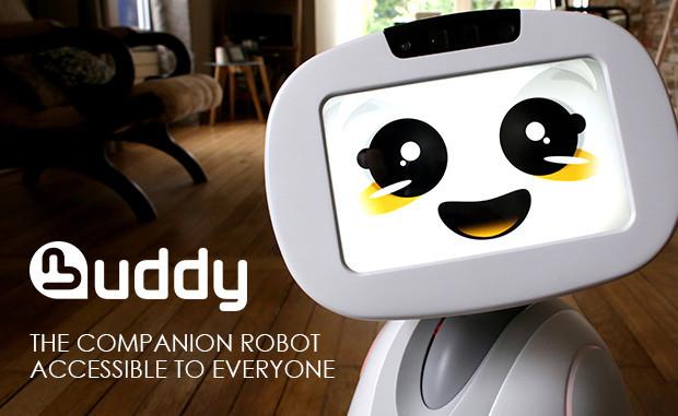 Buddy : bientôt votre robot personnel [r.daneel]