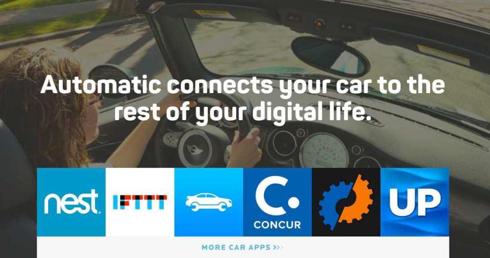 Automatic : rendre intelligent presque toutes les voitures [smartall]