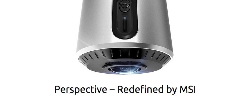 MSI Panocam : caméra de surveillance version fisheye [domotique]