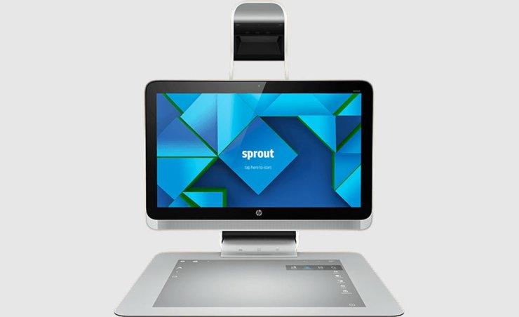 Sprout par HP : une nouvelle proposition dans le monde PC [IHM]