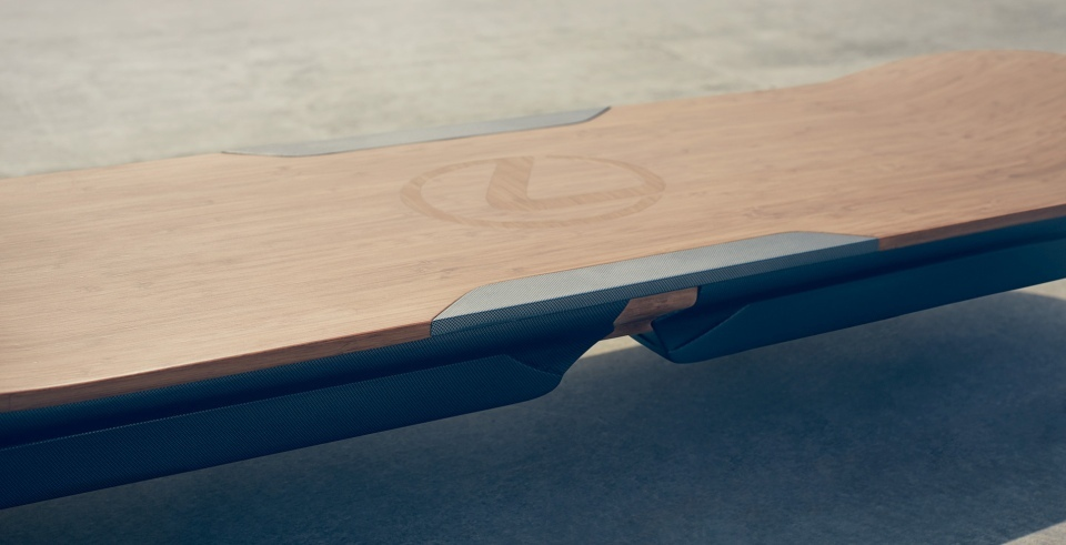 Lexus pourrait sortir son hoverboard [BackToTheMovie]