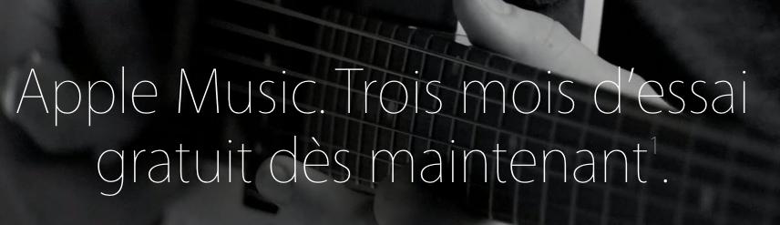 Apple Music : la fête de la musique en ligne [LangNextGen]