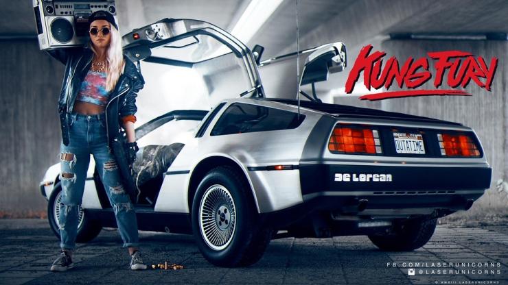 Kung Fury : le court métrage déjanté à voir [Crowdmoovie]