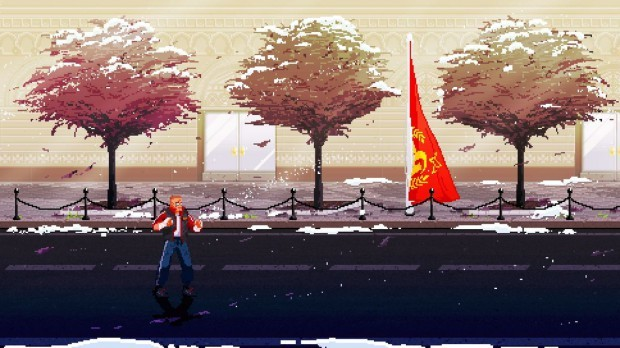 Mother Russia Bleeds : Street of Rage Made in France [pixelsEnForce]
