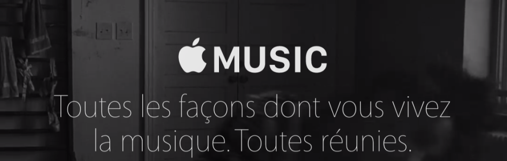 Apple Music : le streaming musical a l'age de la maturité [moneymoney]