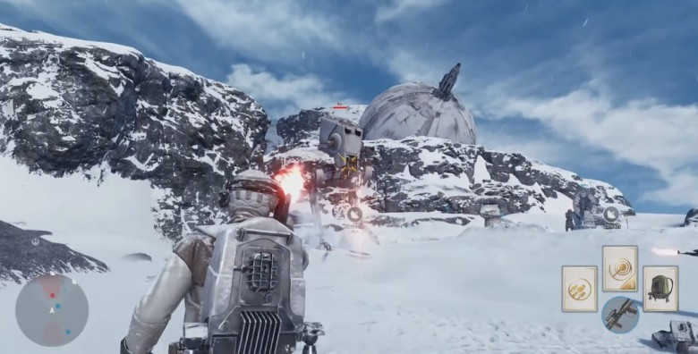 StarWars BattleFront : la Guerre dans les étoiles [#want]