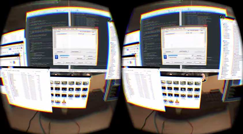 Leap Motion + oculus rift : les nouvelles interfaces [turfu]