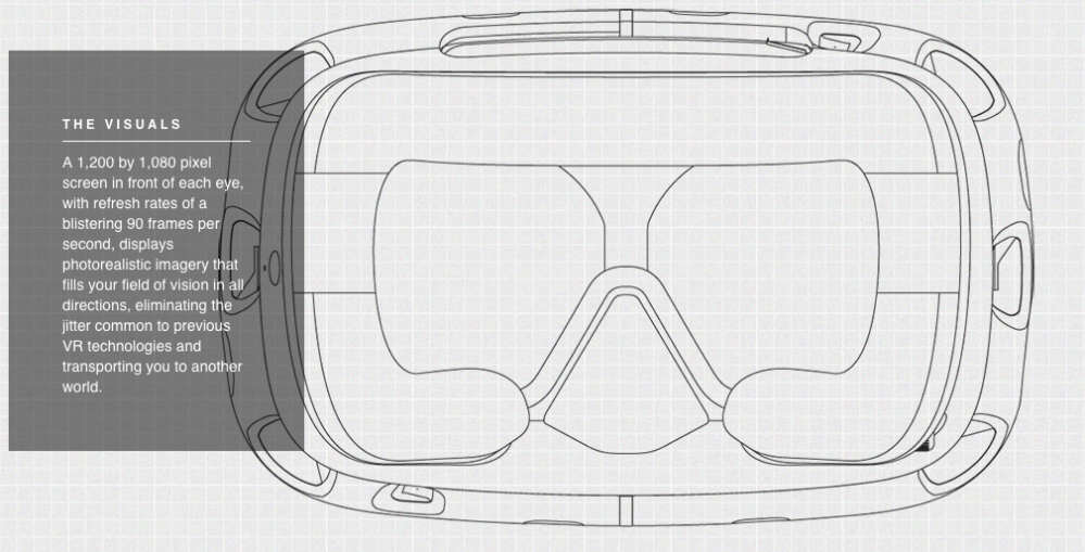 htc vive draw